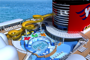 Disney Magic relaunch delayed due to bad weather