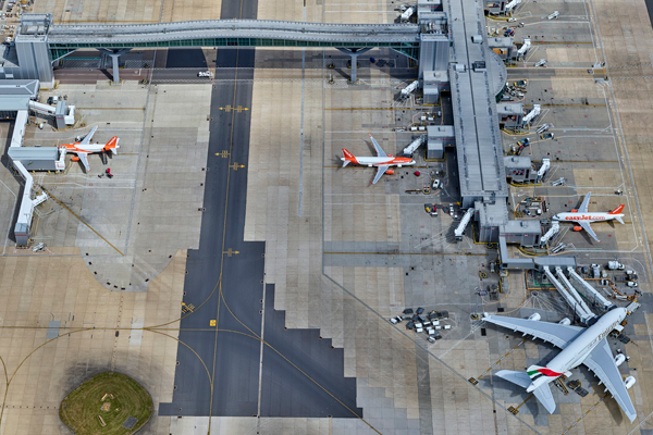 Gatwick announces £180m expansion project