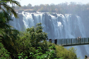 Zimbabwe plans 'Disneyland in Africa' at Victoria Falls