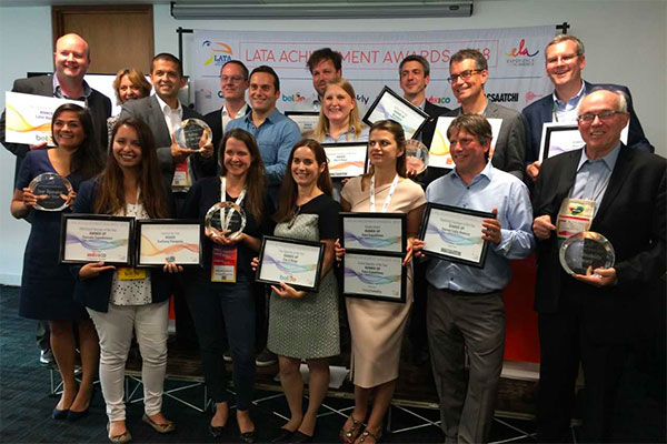 Latin American Tourism Association reveals Achievement Awards winners