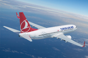 Turkish Airlines sees half-year profits rise 21%