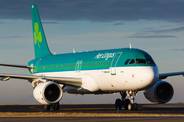 Aer Lingus unveils £199 New York sale fare