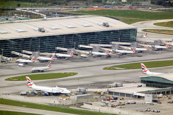 Heathrow's 2016 profits rise by 20%