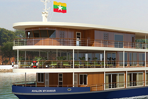 WTM 2015: Avalon Waterways aims for double-digit growth after 'flat 2015'