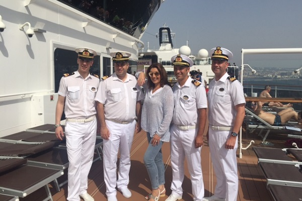MSC gets Cruising with Jane McDonald boost