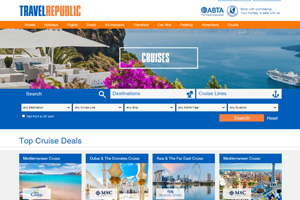 Travel Republic launches into cruise with Imagine