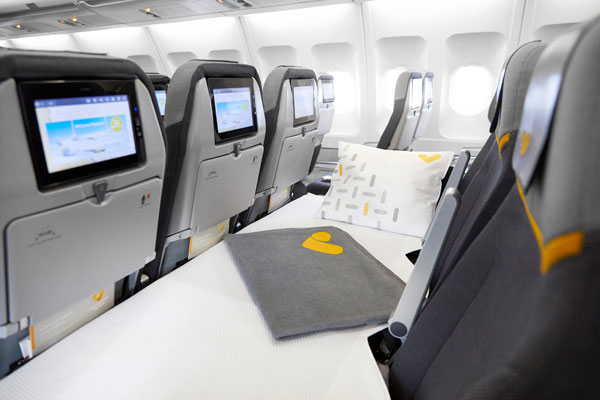 'Sleeper seat' option being offered on Thomas Cook long-haul flights