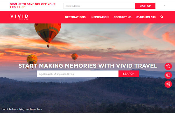 Former Travel Republic boss Pirie launches VIVID Travel