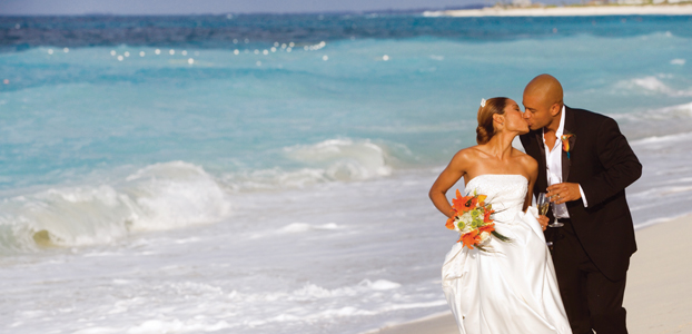 Weddings and honeymoons: Bahamian brides