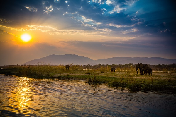 Lower Zambezi claims to be world's first carbon neutral national park