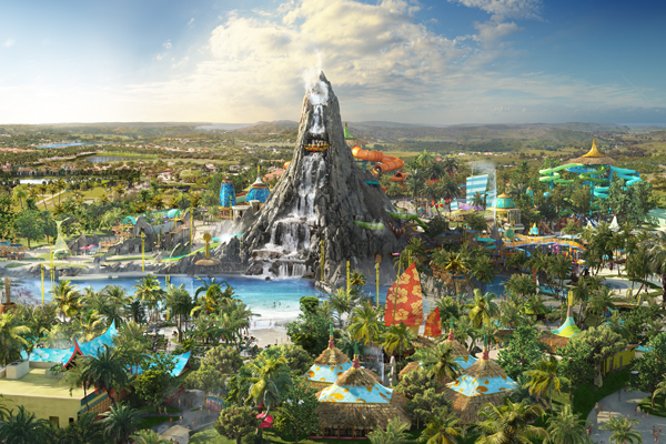 Universal confirms three-park ticket to include new water park