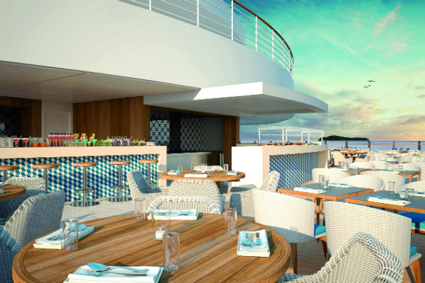 New Saga ships to go all-inclusive