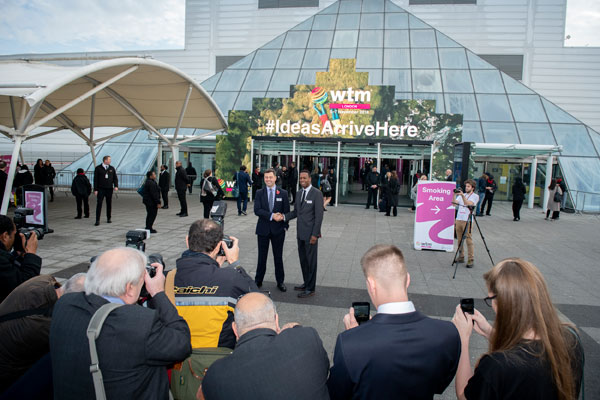 WTM London generates record £3.4bn in deals