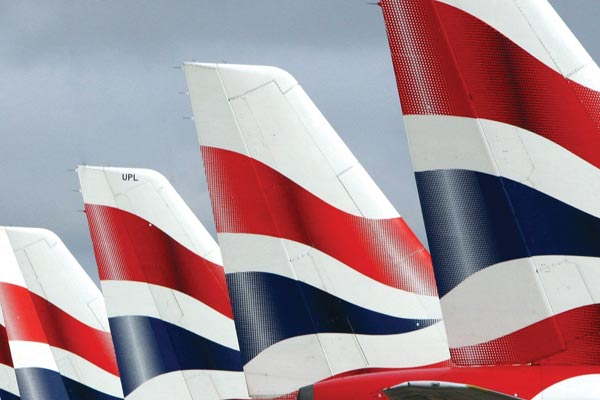 BA named UK's top 'superbrand' for fourth successive year