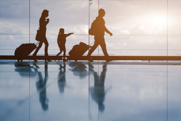 Airlines face clamp down on splitting up families on flights