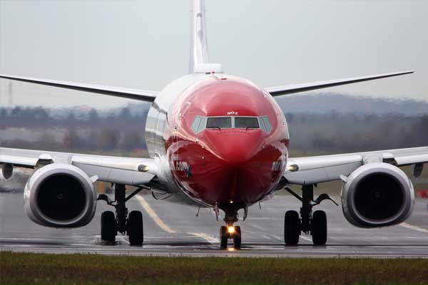 Norwegian Air to launch to Brazil