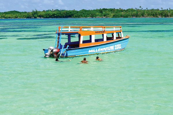 Caribbean: Tobago nature tour