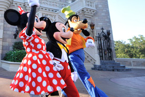 US growth offsets international costs at Disney parks and resorts