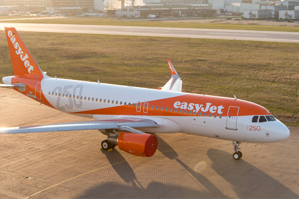 EasyJet introduces new summer 2018 routes