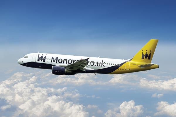 Monarch cancels all bookings to Sharm el-Sheikh