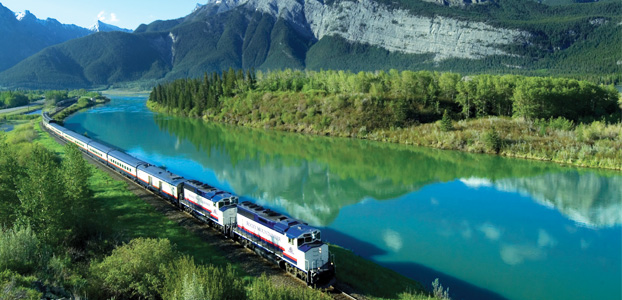 On the right track: 10 of the best iconic rail journeys