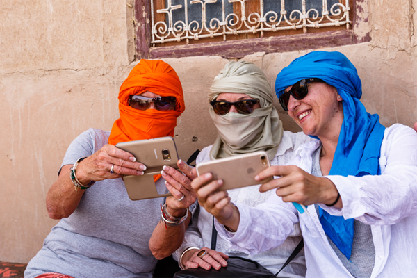 Intrepid Travel to explore Middle East's female culture