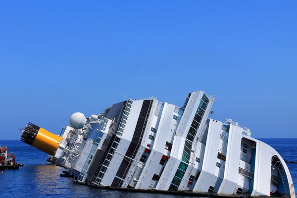 Costa Concordia captain's jail sentence upheld