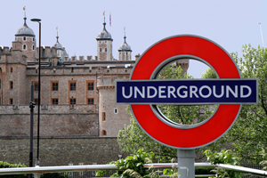 Late hotel searches surge during Tube strike