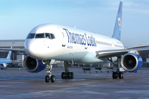 Thomas Cook agrees leasing deal for new aircraft