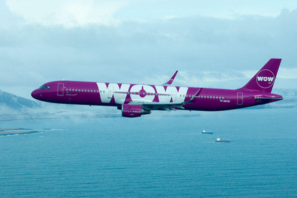 Wow Air extends Bristol to Iceland route season