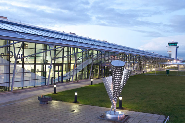 Southend airport hits one million passenger milestone in 2017