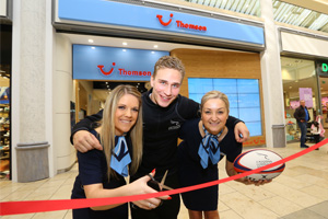 Thomson opens new concept store in Gateshead