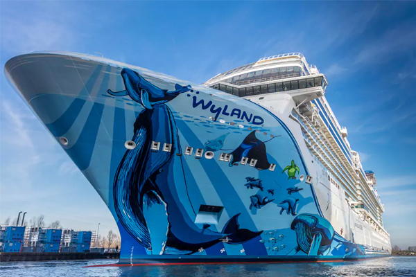 Norwegian Bliss set for Southampton arrival