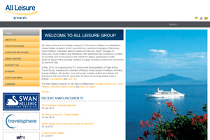 All Leisure warns low cruise prices will hit profits