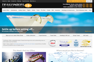 Trailfinders hails high street as sales rise