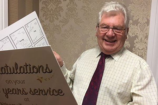 Eddie Starkie to leave Althams Travel after 60 years