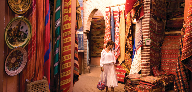 Marrakech: Souk of the day