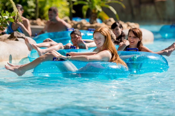 Theme parks & attractions: Making a splash