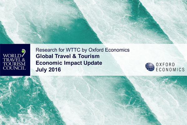 WTTC revises travel forecast in light of Brexit vote
