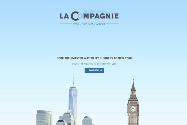 La Compagnie suspends London-New York route following Brexit vote
