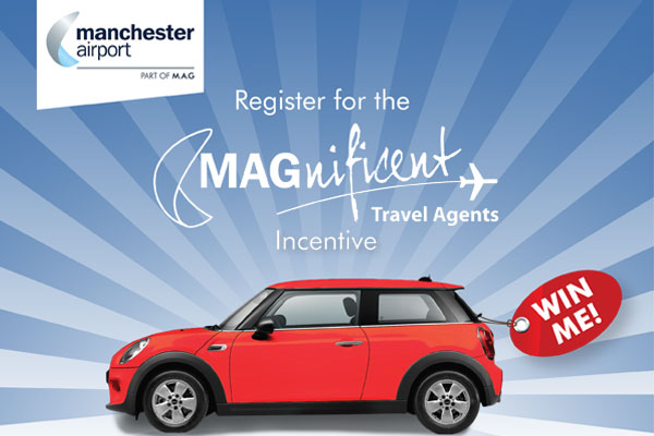 Manchester Airport reveals latest winners of agent incentive