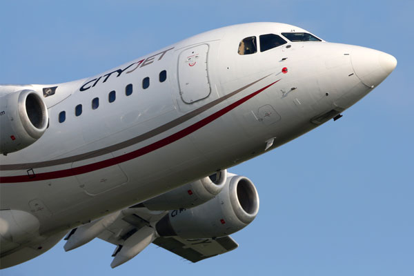 CityJet to cut jobs as routes are axed