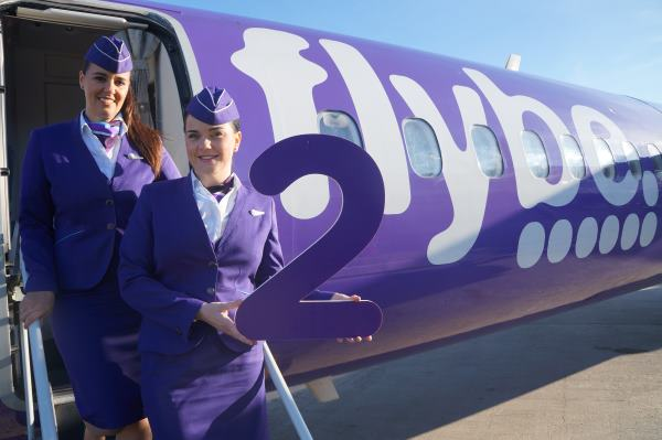 Flybe adds London City route as part of expanded winter schedule