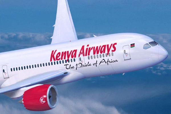 Kenya Airways seeks 'hundred of millions dollars' as part of restructuring