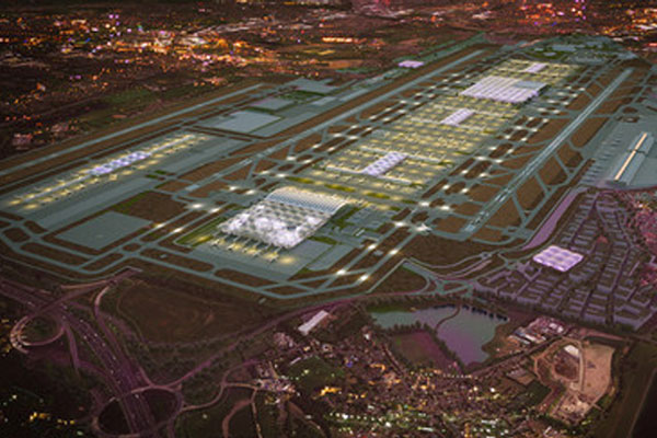 Third Heathrow runway 'would not breach Euro pollution laws'