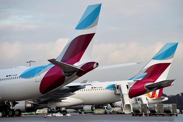 Eurowings announces Manchester-Salzburg route