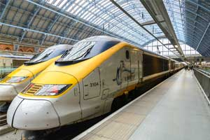 Eurostar reports record-breaking numbers