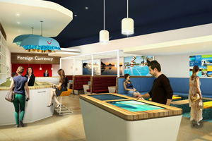 Tui concept store to become template for others