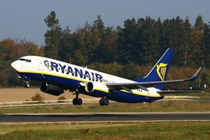 Ryanair adds six new routes from Manchester