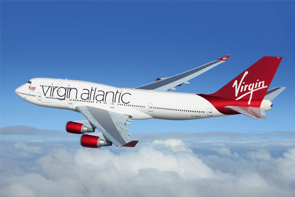 Virgin Atlantic's Dreamliners to screen live TV
